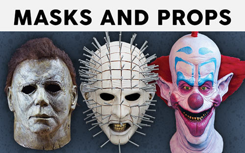 Masks And Props