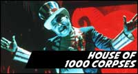 House Of 1000 Corpses Clothing Items And Collectibles