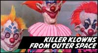 Killer Klowns From Outer Space Clothing Items And Collectibles