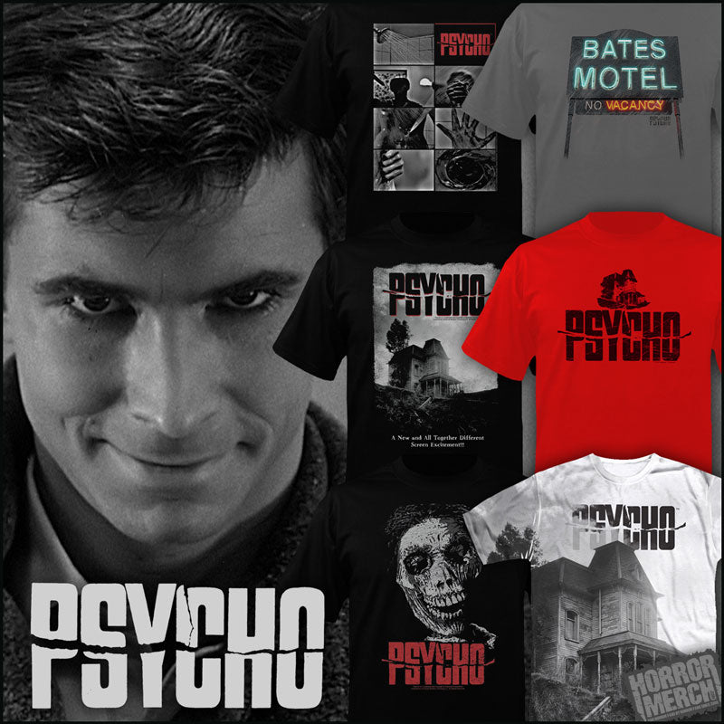 Psycho Clothing Items And Collectibles