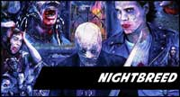 Nightbreed Clothing Items And Collectibles
