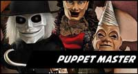 Puppet Master Clothing Items And Collectibles