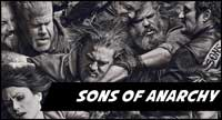 Sons Of Anarchy Clothing And Collectibles At Horrormerch.com