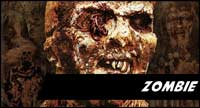 Zombie Clothing Items And Collectibles