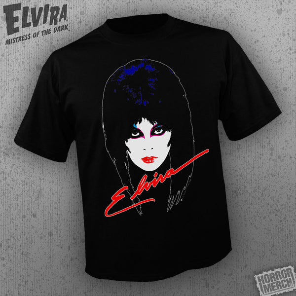 Elvira - Face [Mens Shirt] - Pre-Order