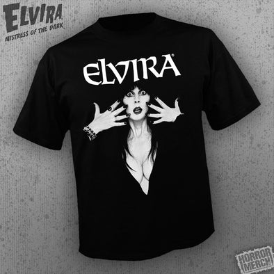 Elvira - Close Up [Mens Shirt]