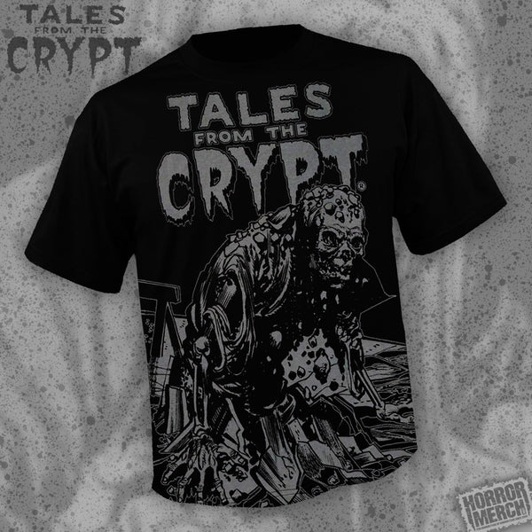 Tales From The Crypt - Ghoul (All Over Front Print) [Mens Shirt] - Pre-Order