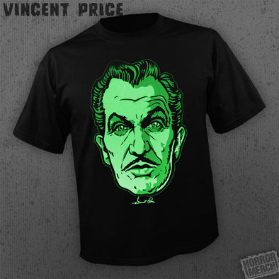 Vincent Price - Face [Mens Shirt] - Pre-order
