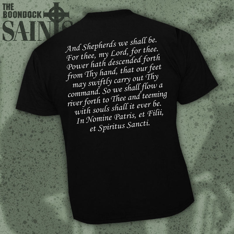 Boondock Saints - Prayer [Mens Shirt] - Pre-Order
