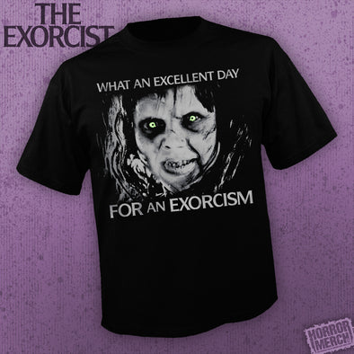 Exorcist - Exorcism [Guys Shirt]