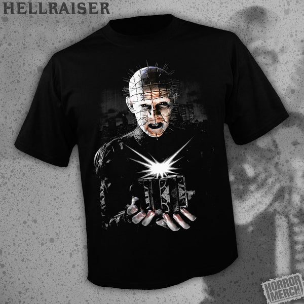 Hellraiser - Puzzlebox [Mens Shirt] - Pre-Order