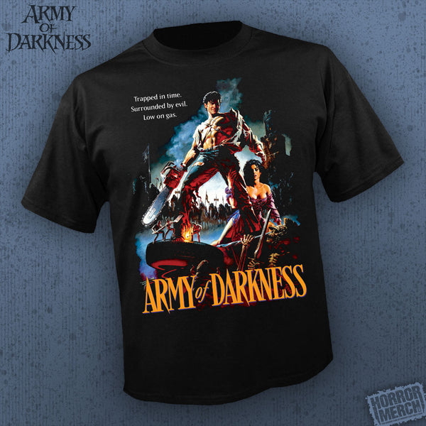 Army Of Darkness - Full Color Poster [Mens Shirt] - Pre-Order