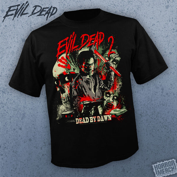 Evil Dead - Bright Splatter Art [Mens Shirt] - Pre-Order