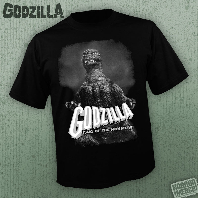 Godzilla - King Of The Monsters [Mens Shirt] - Pre-Order
