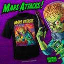 Mars Attacks - Poster [Mens Shirt] - Pre-Order