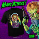Mars Attacks - No Intelligent Life [Mens Shirt] - Pre-Order