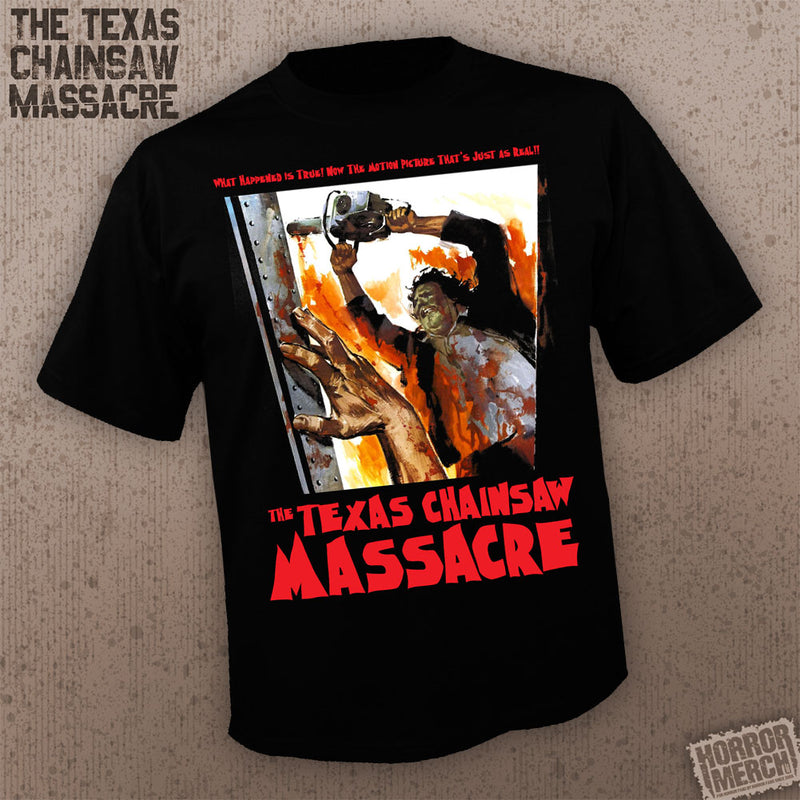Texas Chainsaw Massacre - Victim [Mens Shirt] - Pre-Order