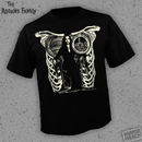 Addams Family - Morticia Skeleton [Mens Shirt] - Pre-Order