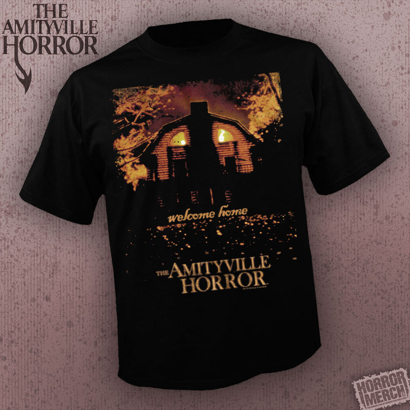 Amityville Horror - Welcome Home [Mens Shirt]