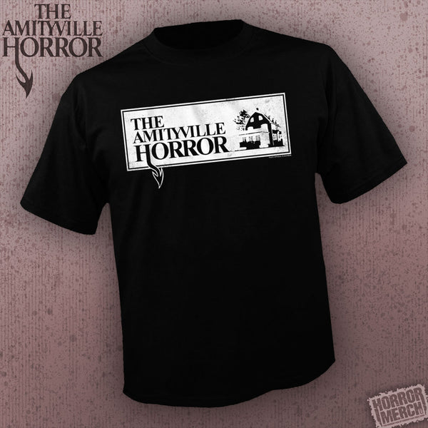 Amityville Horror - Shadow Logo [Mens Shirt]