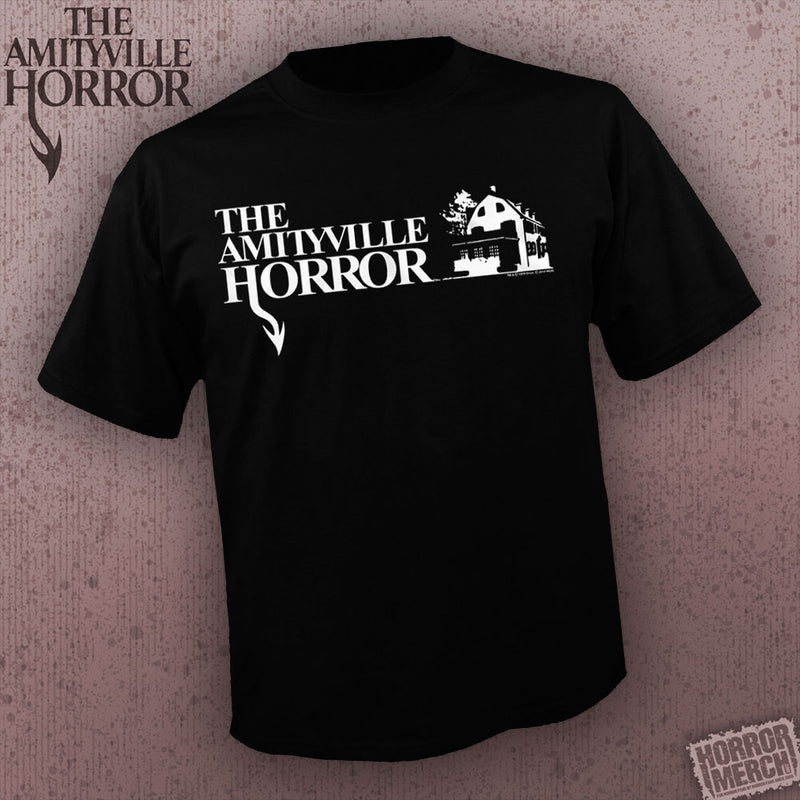 Amityville Horror - Logo [Mens Shirt]