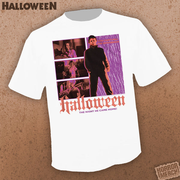Halloween - Purple + Orange [Mens Shirt] - Pre-Order