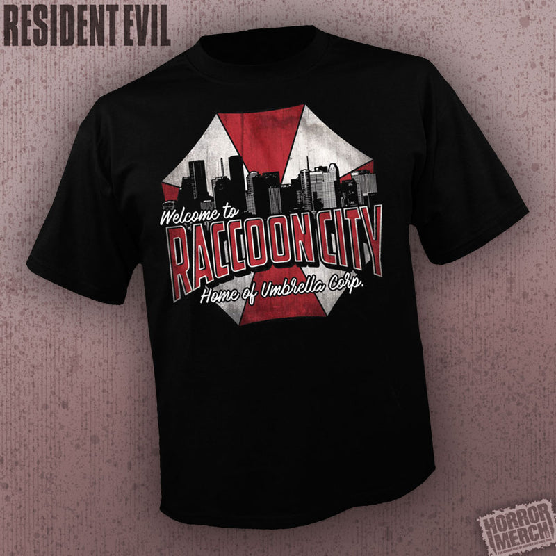 Resident Evil - Welcome To Raccoon City [Mens Shirt] - Pre-Order