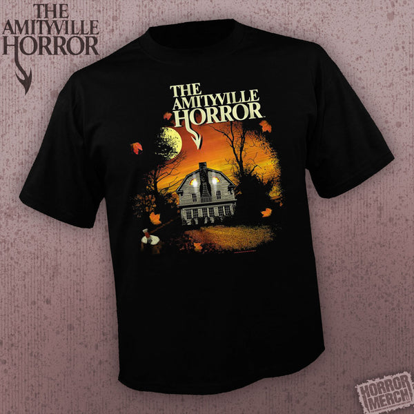 Amityville Horror - Leaves [Mens Shirt] - Pre-Order