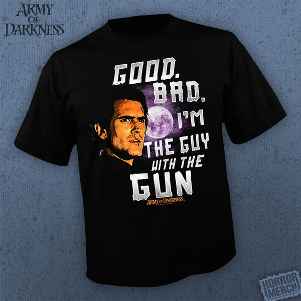 Army Of Darkness -  Good Bad [Mens Shirt] - Pre-Order