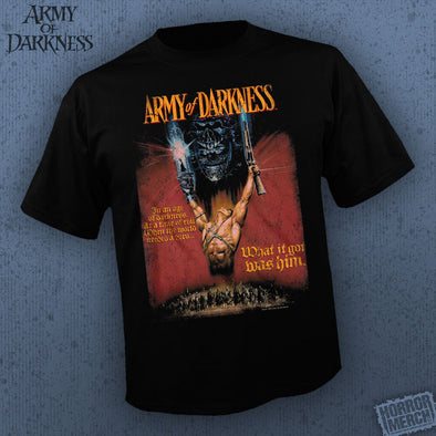 Army Of Darkness - In An Age Of Darkness [Guys Shirt]