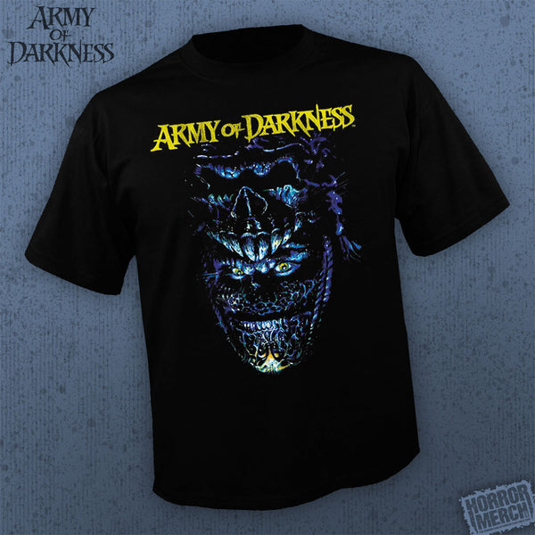 Army Of Darkness -  Evil Ash [Mens Shirt] - Pre-Order
