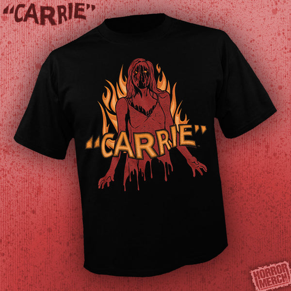 Carrie - Fire [Mens Shirt]