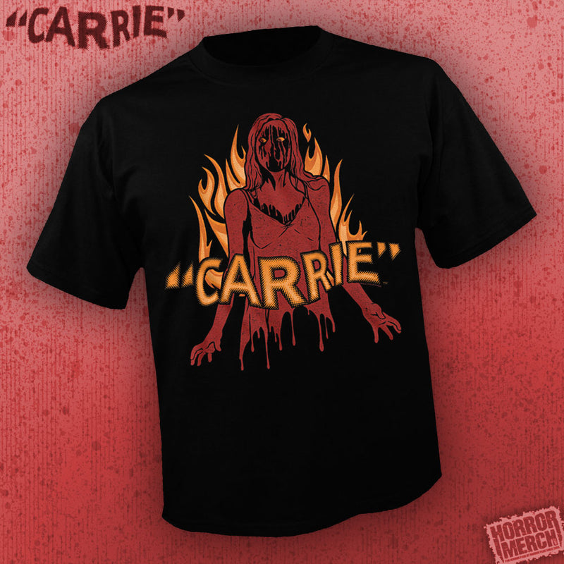 Carrie - Fire [Mens Shirt] - Pre-Order