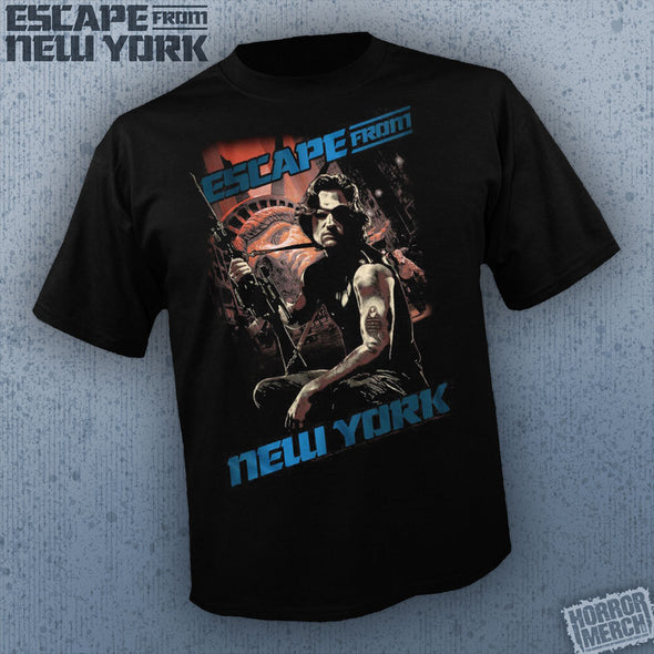 Escape From New York - Snake (Close-Up) [Guys Shirt]