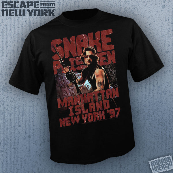 Escape From New York - Manhattan Island 97 [Mens Shirt]