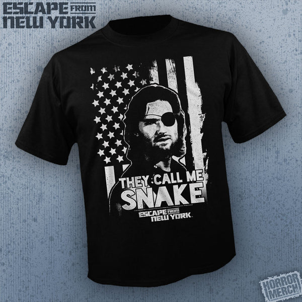 Escape From New York - Flag [Mens Shirt]