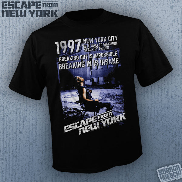 Escape From New York - Breaking In [Mens Shirt]