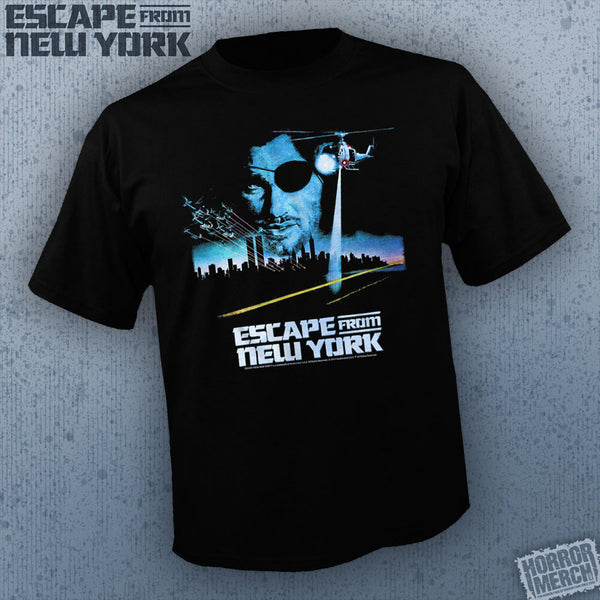 Escape From New York - Helicopter [Mens Shirt] - Pre-Order