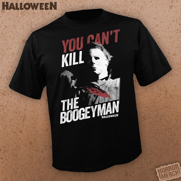 Halloween - Cant Kill The Boogeyman [Mens Shirt] - Pre-Order