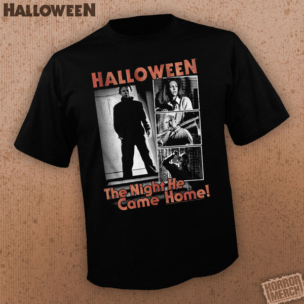 Halloween - Collage [Mens Shirt]