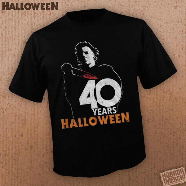 Halloween - 40 Years [Mens Shirt] - Pre-Order