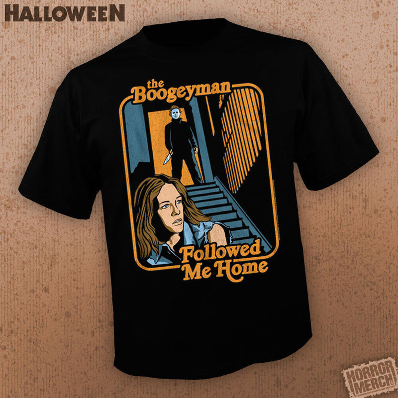 Halloween - Boogeyman Followed Me Home [Mens Shirt] - Pre-Order