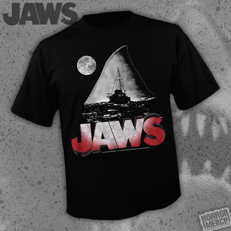 Jaws - Shadows [Mens Shirt] - Pre-Order