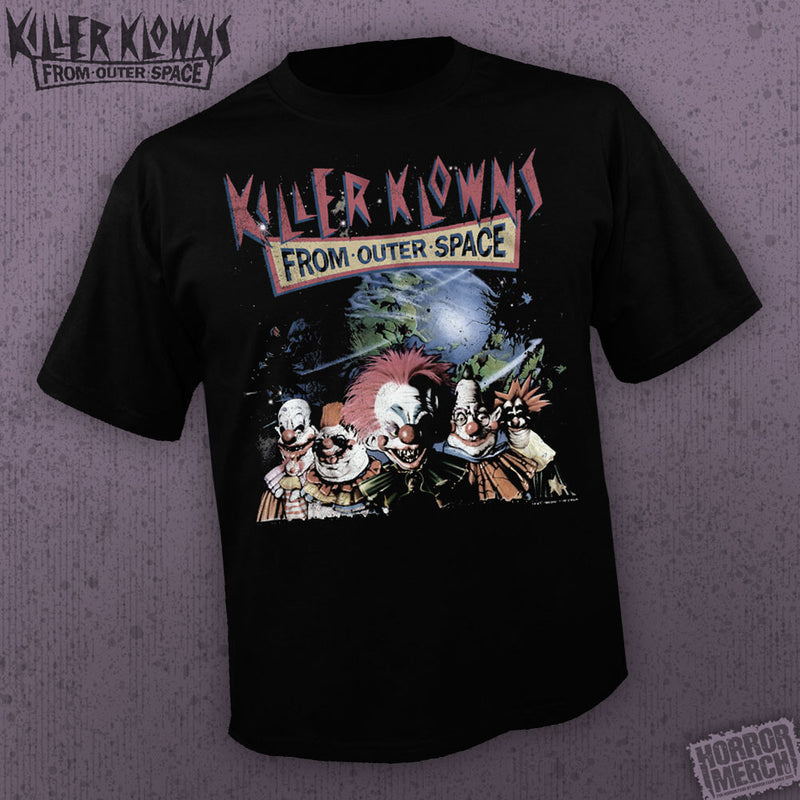 Killer Klowns From Outer Space - Earth [Mens Shirt]