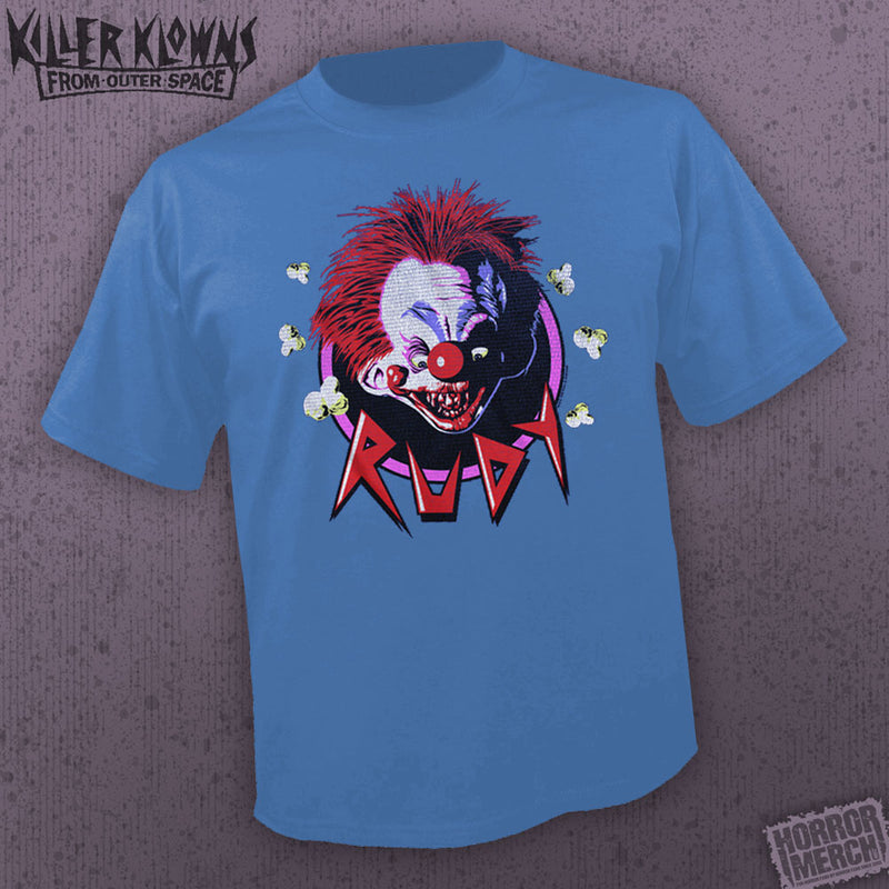 Killer Klowns From Outer Space - Rudy (Blue) [Mens Shirt] - Pre-Order