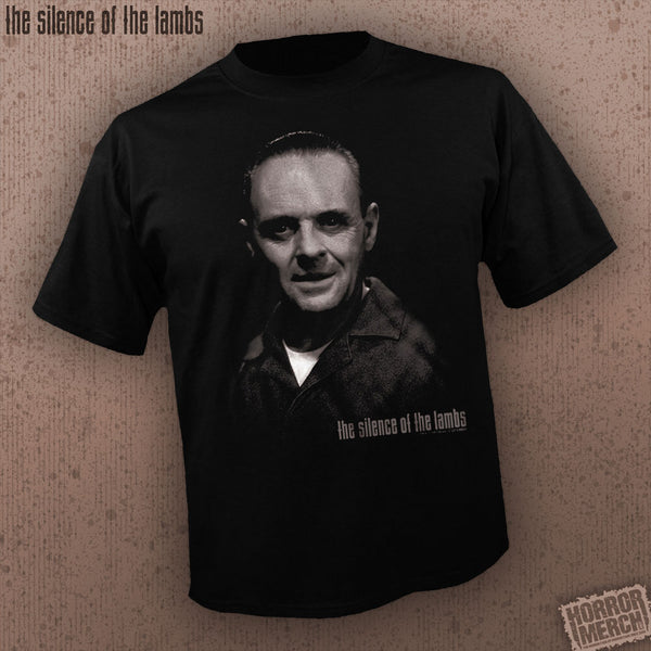 Silence Of The Lambs - Close-Up [Mens Shirt] - Pre-Order