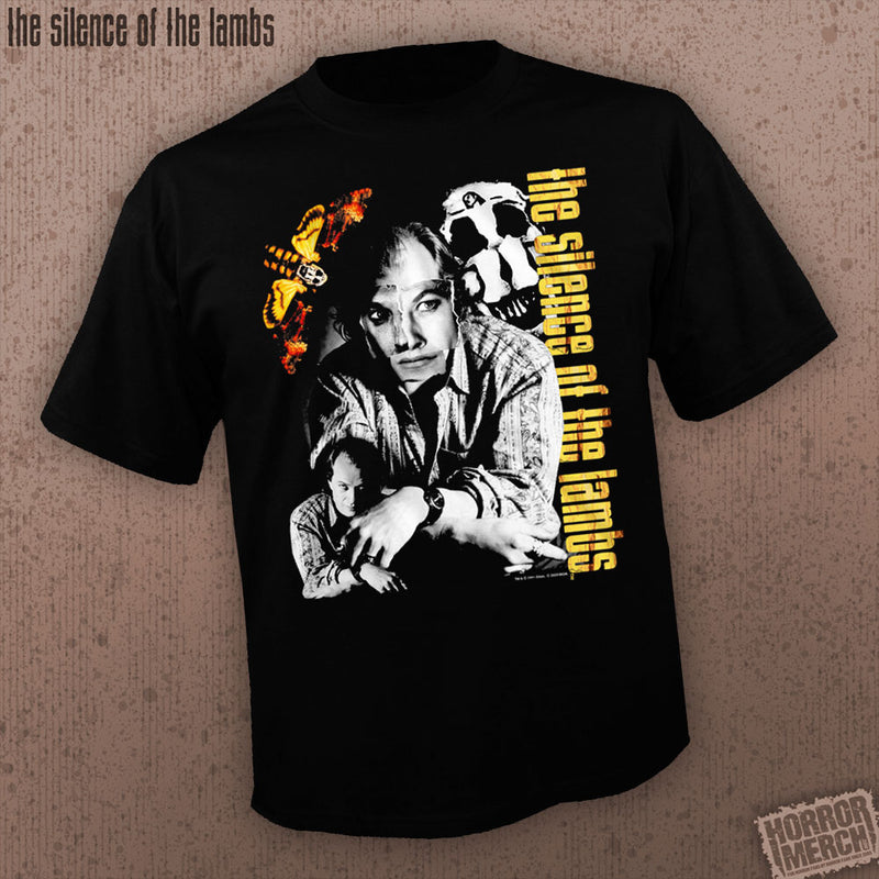 Silence Of The Lambs - Collage [Mens Shirt] - Pre-Order