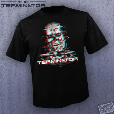 Terminator - Glitch [Guys Shirt]