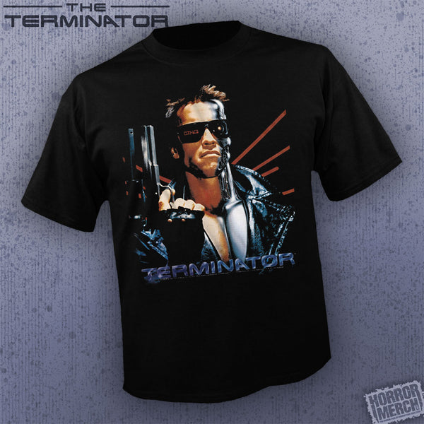 Terminator - Split [Mens Shirt]