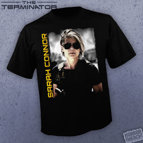 Terminator - Sarah Connor [Mens Shirt]